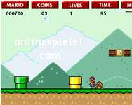 Super Flash Mario Bross Mario online spiele