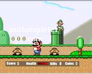 Super Mario Flash 2 Mario online spiele
